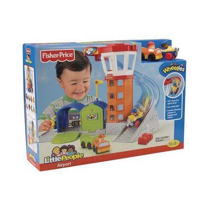 Fisher-Price, Little people lufthavn