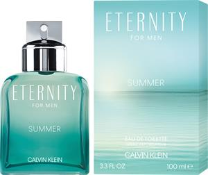 Calvin Klein Eternity Summer Homme 2020  Eau de Toilette 100ml