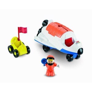 Fisher-Price, Rumskib med figur