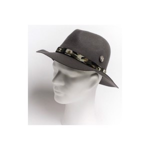 Hat - FULTON STREET - Grey