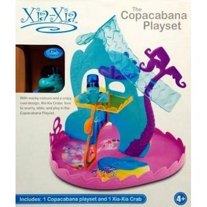 Xia-Xia The Copacabana playset